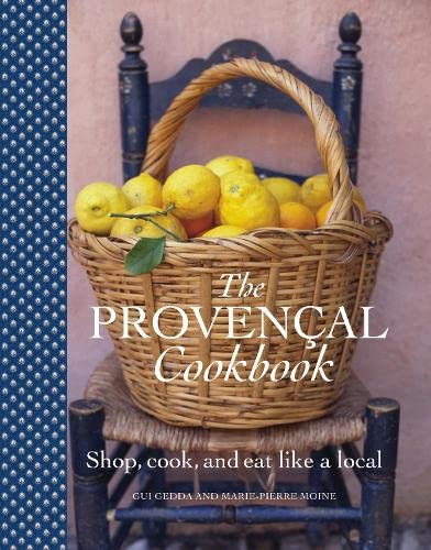 The Provencal Cookbook By Marie-Pierre Moine