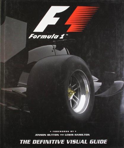 Formula 1 The Definitive Visual Guide (Dk) By Adam Hay-Nicholls