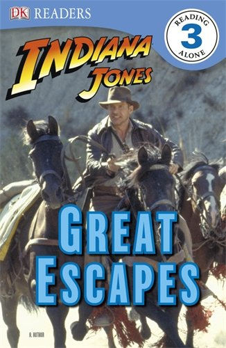 Indiana Jones's Great Escapes By DK