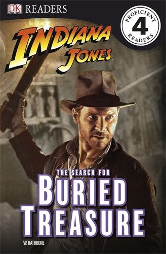 Indiana Jones The Search for Buried Treasure By DK