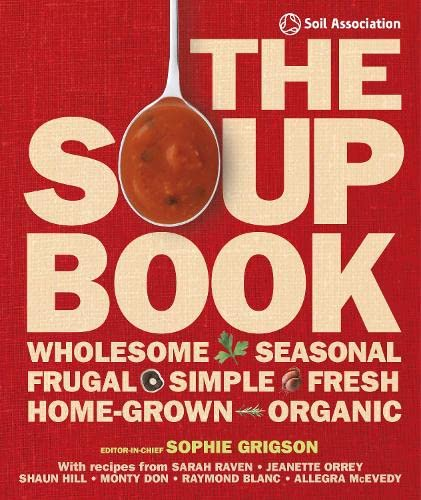 The Soup Book Editor-in-chief Sophie Grigson