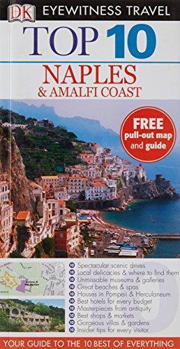 DK Eyewitness Top 10 Travel Guide: Naples & the Amalfi Coast By Jeffrey Kennedy