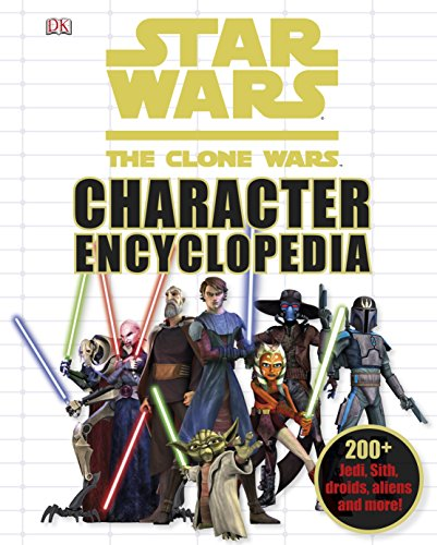 Star Wars The Clone Wars Character Encyclopedia By Jason Fry