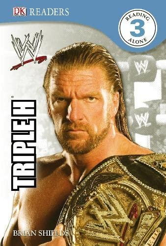 WWE Triple H By DK