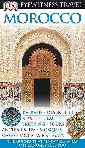 DK Eyewitness Morocco By DK Publishing