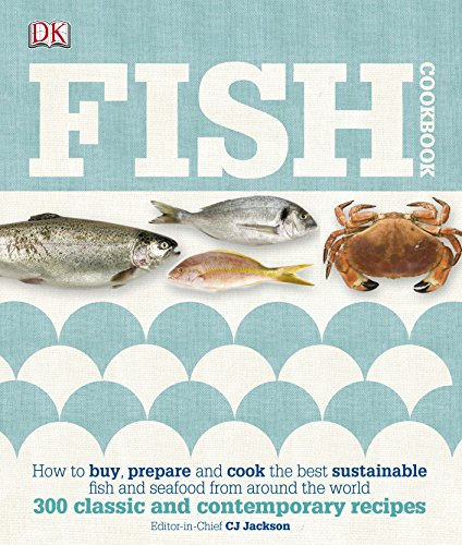 Fish Cookbook By DK