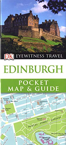 DK Eyewitness Pocket Map and Guide: Edinburgh by Unknown Author
