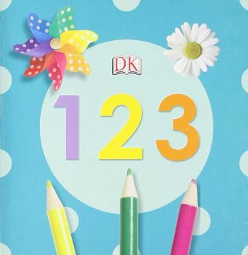 123 Mini Board Book By Cw Remainder