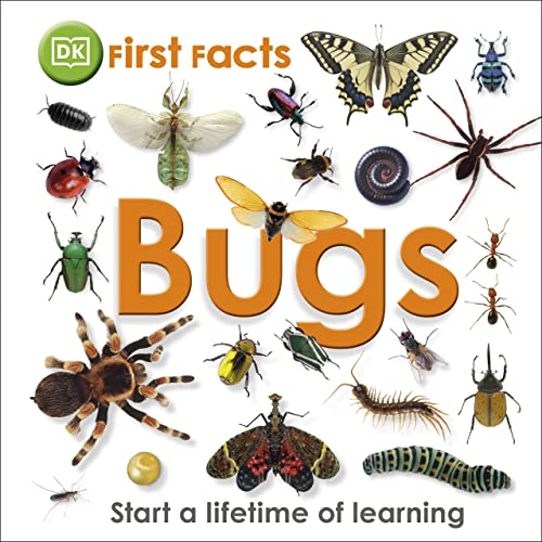 First Facts Bugs by DK