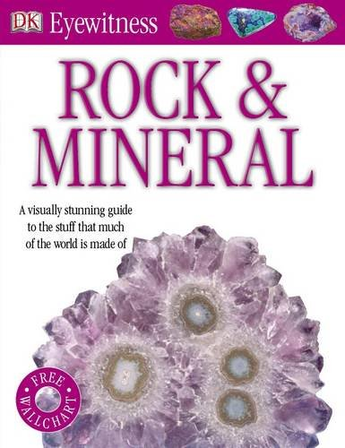Rock & Mineral By R.F. Symes