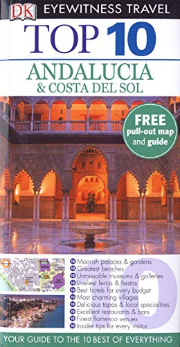 DK Eyewitness Top 10 Travel Guide: Andalucia & Costa Del Sol by Jeffrey Kennedy