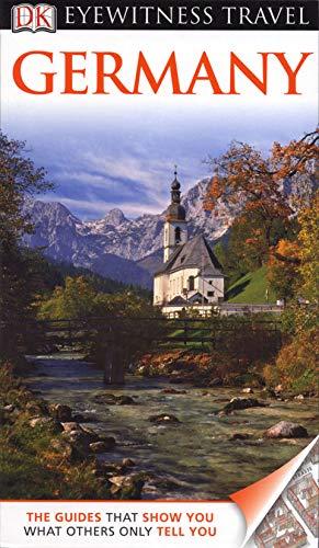 DK Eyewitness Travel Guide: Germany By Joanna Egert-Romanowskiej