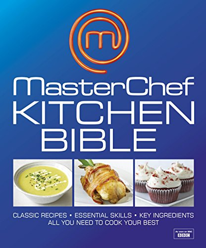 MasterChef Kitchen Bible By DK