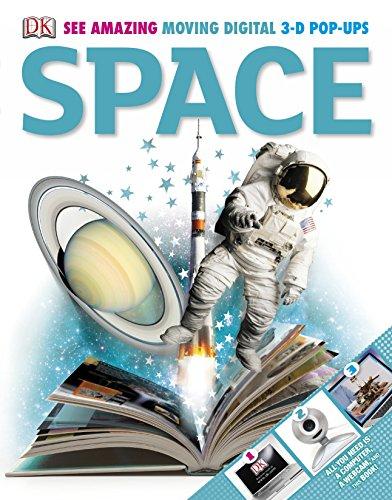 Space 3-D Pops By DK