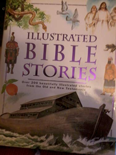 Illustrated Bible Stories By Martin Manser