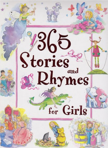 365 Stories & Rhymes for Girls By Unknown