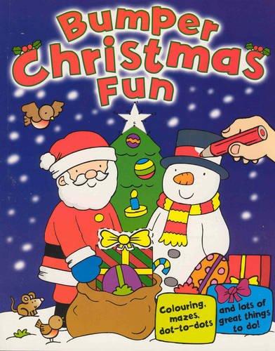 Bumper Christmas Activity