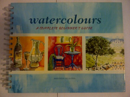 Water Colours By Miranda Fellows