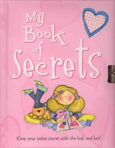 My Book of Secrets by Unknown Author