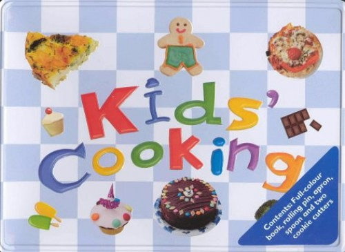 Kid's Cooking By Liz Franklin