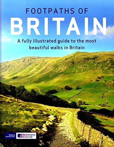 Footpaths of Britain By Anon