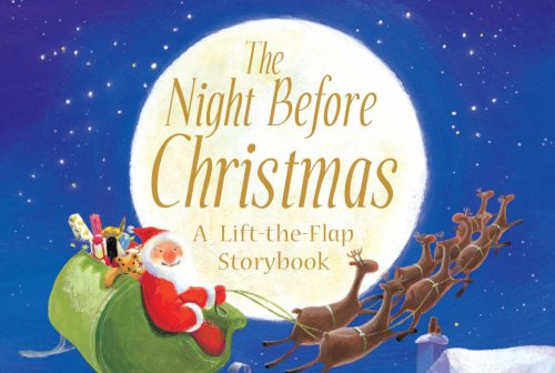 The Night Before Christmas by Unknown Author