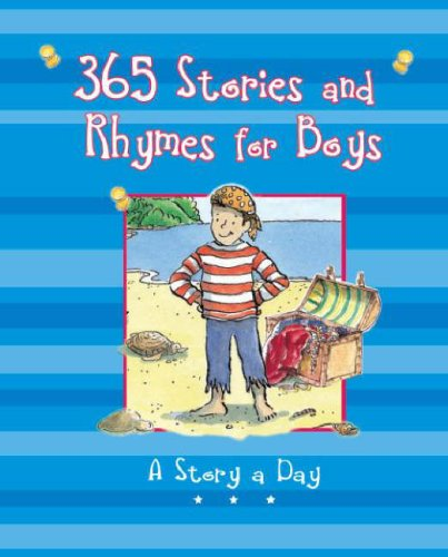 365 Stories and Rhymes for Boys By No   Listed   Author