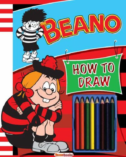 Dennis How to Draw (Beano How to Draw)