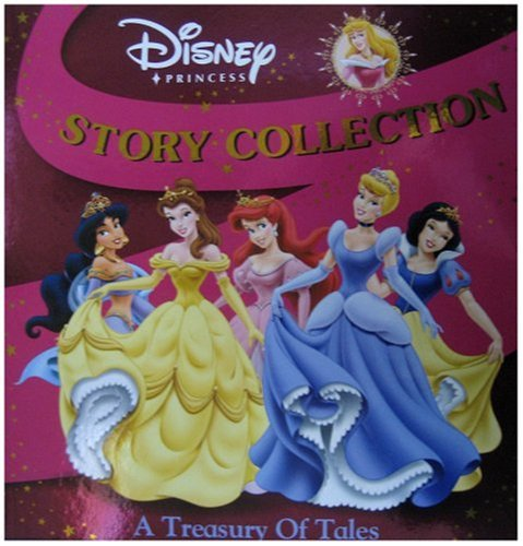 Disney Princess Story Collection By Terry Darlington