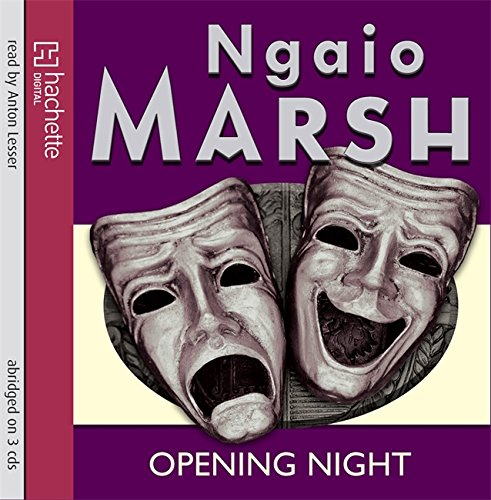 Opening Night By Marsh, Ngaio