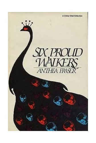 Six Proud Walkers By Anthea Fraser