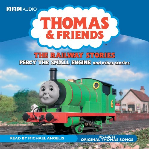 Thomas & Friends-The Railway Stories: Percy the Small Engine and other stories, v. 4 (BBC Childrens By Rev W Awdry