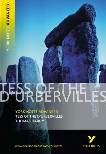 Tess of the D'Urbervilles: York Notes Advanced By Thomas Hardy