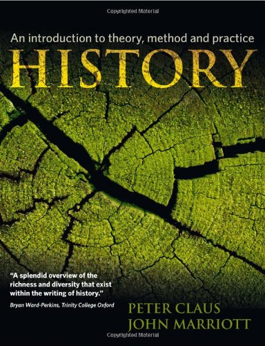 History By Peter Claus (University of Oxford, UK)