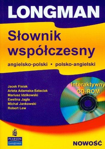 Longman Wspolczesny Slownik Dictionary Polish-English-Polish (Polish Bilingual Dictionary) (English and Polish Edition) By Jacek Fisiak