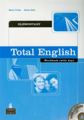 Total English Elementary Workbook with Key and CD-Rom Pack by Diane Hall