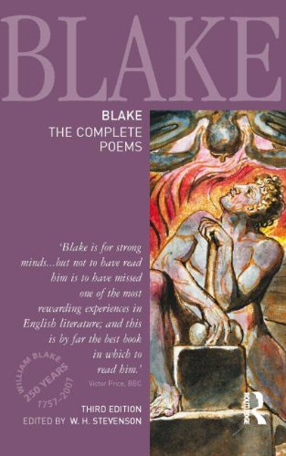 Blake: The Complete Poems by William Blake