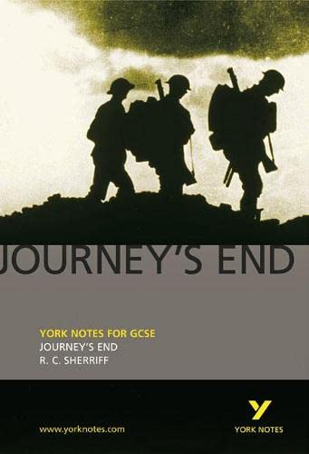 Journey's End: York Notes for GCSE by R. C. Sherriff
