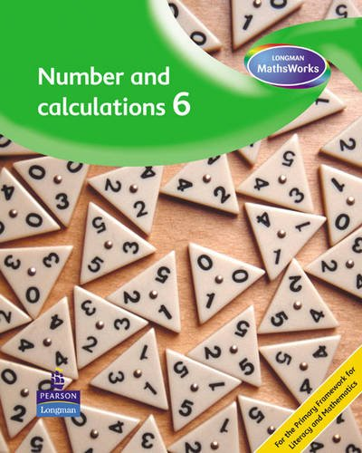 Longman MathsWorks: Year 6 Number Teachers File Revised By Tony Cotton