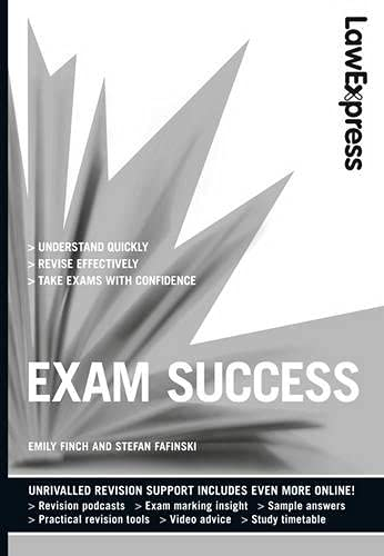 Law Express: Exam Success (Revision Guide) By Emily Finch