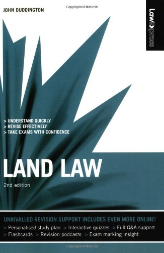 Land Law by John Duddington