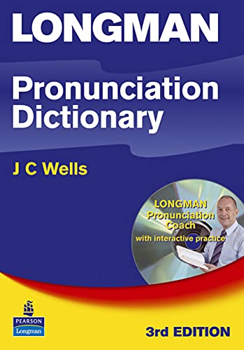 Longman Pronunciation Dictionary Paper and CD-ROM Pack 3rd Edition By John Wells