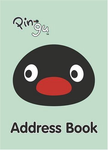 """""""Pingu"""" Address Book von Leanne Gill"""