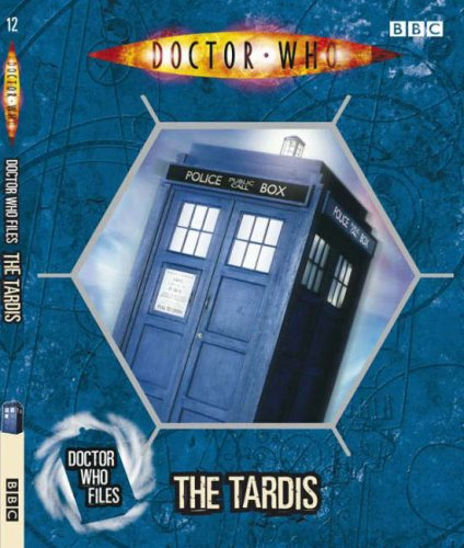 Doctor Who Files: The TARDIS by BBC Books
