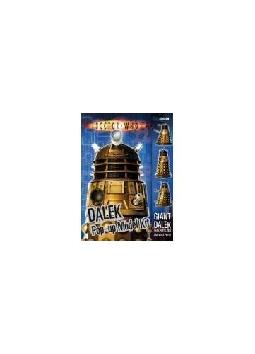 Pop Up Dalek Model Kit By BBC