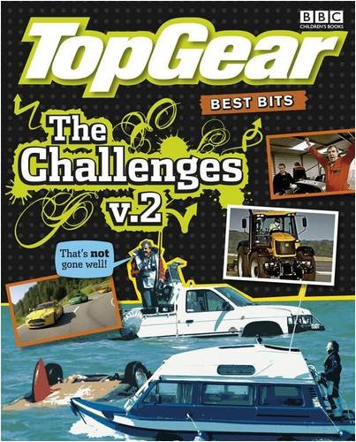Best Bits the Challenges By BBC Books