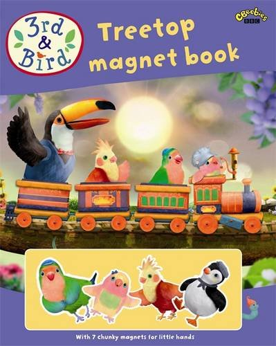 Treetop Magnet Book By BBC