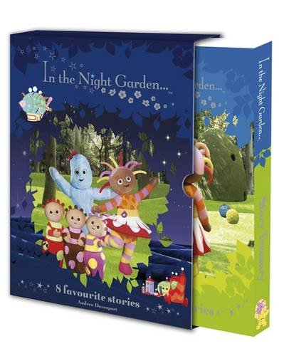 In the Night Garden Story Treasury: 8 Favourite Stories By BBC Books