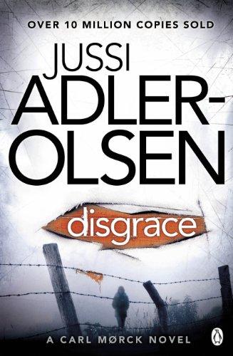 Disgrace by Jussi Adler-Olsen