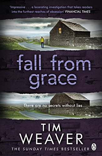 Fall From Grace: Her husband is missing in this BREATHTAKING THRILLER: 5 (David Raker Missing Persons) By Tim Weaver